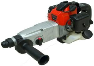 Gas Powered Rotary Hammer Drill